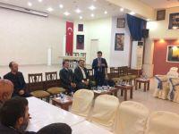 Acehan, sanayi esnafıyla bir araya geldi