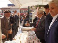 MHP Çubuk İlçe Teşkilatı aşure dağıttı