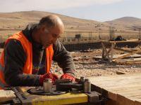 Canlı Hayvan Borsası'nda inşaat çalışmaları başladı