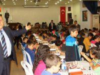 Cumhuriyet Bayramı Satranç Turnuvası sona erdi