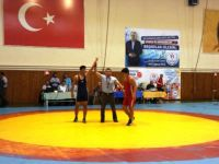 Çubuklu Güreşçiler Ankara Üçüncüsü Oldu