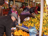 Gökçe Manav'da Hafta'da 2 Gün Halk Günü