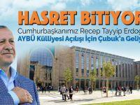 Yıldırım Beyazıt Üniversitesi Külliyesi Resmi Açılışı Yarın...