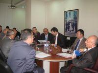 Çubuk'ta Orköy Bilgilendirme Toplantısı Yapıldı