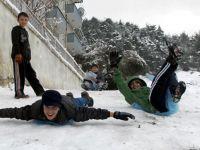 Ankara'da Okullar Tatil Edildi