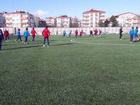 Çubukspor 2 - Nevşehir spor 3