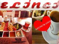 Alışveriş sizden Kahvecizade'de Serpme Kahvaltı Bizden
