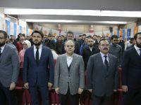 AK Parti Çubuk İlçe Gençlik Kolları Başkanlığı Danışma Toplantısı Yapıldı