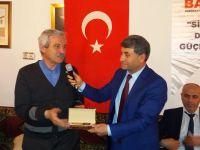 """""""BADER"""" Mehmet DOĞAN'ı AĞIRLADI"""
