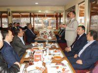 Belediye Başkanı Acehan Stk Temsilcileriyle Buluştu