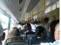 Çubuk'ta toplu taşıma araçlarında emniyet denetimi