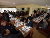 Başkan Acehan Çudef Üyeleriyle Bir Araya Geldi