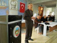 """KURUÇAY KÖY DERNEĞİ'NİN """"11. OLAĞAN KONGRESİ"""" YAPILDI..."""