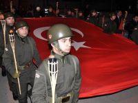 Şehitleri Anma Günü ve Çanakkale Deniz Zaferi'nin 102. Yılı