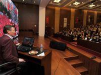 Başkan Gökçek, Büyükşehir Belediye Meclis üyelerine 15 Temmuz sunumu yaptı