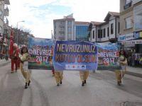 Çubuk'ta Nevruz Bayramı coşkuyla kutlandı