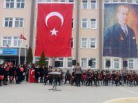 """BEKİR YILMAZ ORTAOKULU'NDAN """"ÇANAKKALE ZAFERİ """" ETKİNLİĞİ..."""