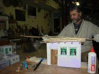 Eski Kerpiç Evleri Maketle Yaşatıyorlar