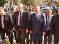 AK Parti Ankara Milletvekili Ali İhsan Arslan'dan Esnaf Ziyareti