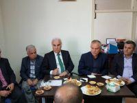AK Parti Milletvekili Ceylan'dan ÇUDEF'e Ziyaret