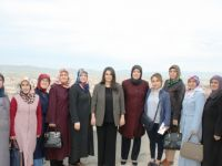 Ak Parti Milletvekili Jülide Sarıeroğlu STK'ları Ziyaret Etti