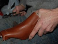 Ayakkabı İmalatçısı Çırak Bulamamaktan Yakınıyor