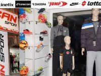 Çok Uygun Fiyata Devren Satılık Spor Mağazası