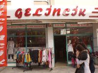 Sağlık nedeniyle devren satılık giyim mağazası