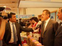 Çubuk Belediyesi Coğrafi İşaretli Ürünlerini Sergiledi