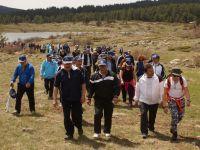 Trekking İle Çubuk Tanıtıldı