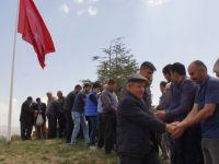 Çubuk'ta Çiftçiler Yağmur Duasına Çıktı