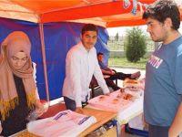 Çubuk'ta Sokak Hayvanları Yararına Kermes