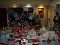Çubuk Halk Eğitim Merkezi yıl sonu sergisi düzenledi.