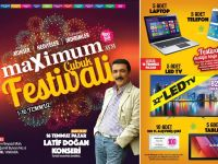 Çubuk'ta Maximum Festivali Yapılacak