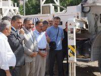 Anadolu İmam Hatip Lisesi Uygulama Camisinin Temeli Atıldı