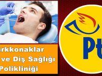 Kırkkonaklar Ağız ve Diş Sağlığı Polikliniğinden PTT Personeline İndirim