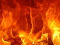 Çubuk'ta Belediyeye Ait Depoda Yangın