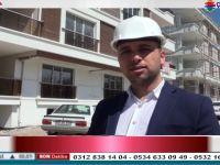 Toprak İnşaat Emlak sahibi Uğur Murat Neşeli'den Bayram Mesajı