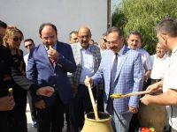 'Çubuk Ev Tipi Turşu Üretim Tesisi' Açıldı