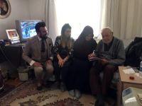 Erdoğan Dede'ye Yardım Eli Uzandı