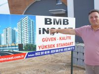 BMB İnşaat'ın Yeni Projelerinde Satışlar Başladı
