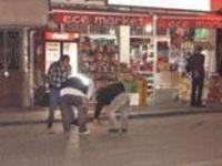 Çubuk'ta silahlı kavga: 2 yaralı
