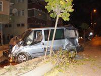 Karagöl Caddesini savaş alanına döndüren kaza