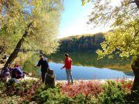 Karagöl'de Sonbaharda 'Renklerin Senfonisi' Yaşanıyor