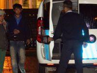 Karı Koca Hırsızlık İddiasıyla Tutuklandı