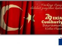 BMB İnşaat'ın Sahibi Bülent Mumcu'un 29 Ekim Cumhuriyet Bayramı Kutlama Mesajı