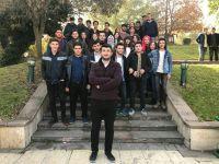 Özel Sınav Temel Lisesi öğrencilerine üniversiteler tanıtıldı