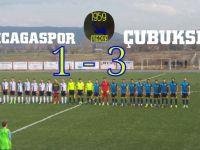 Çubukspor F.A.Ş 3- Yeniçağaspor 1