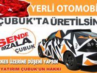 İmza Kampanyası: Yerli Otomobil Çubuk'ta Üretilsin