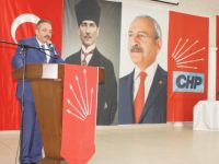 """CHP ÇUBUK İLÇE'NİN  """"11. OLAĞAN KONGRESİ"""" YAPILDI"""